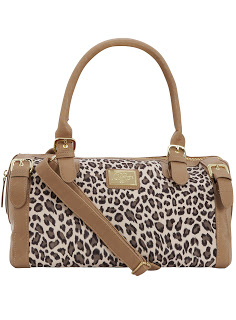 leopard print accessories - dorothy perkins bag