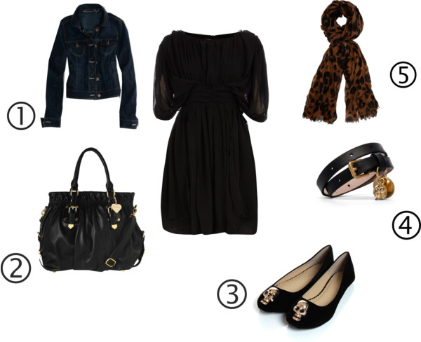 Style Inspiration: One LBD, 5 Looks!