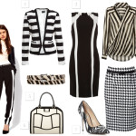 Monochrome – A Key Trend For Your 2013 Work Wardrobe!