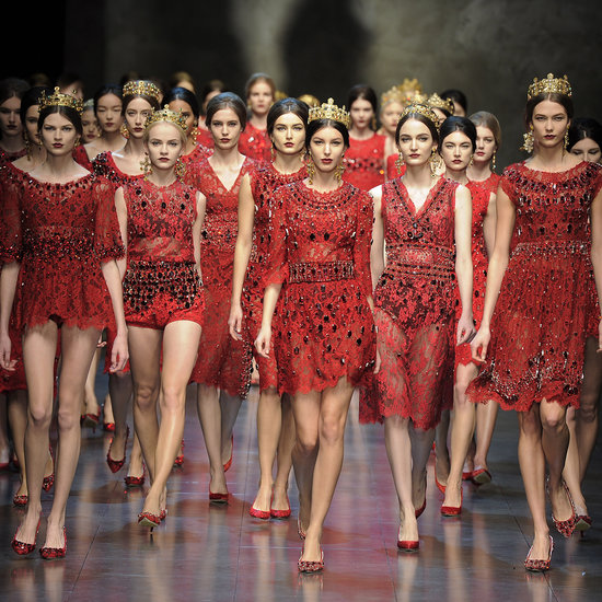 Dolce-Gabbana-Review-Fashion-Week-Fall-2013