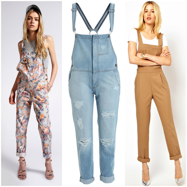 Dungarees Collage