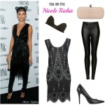 Steal her style Nicole Richie