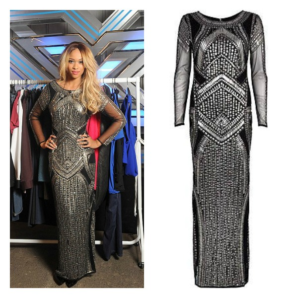 Dress Of The Week River Island Embellished Maxi
