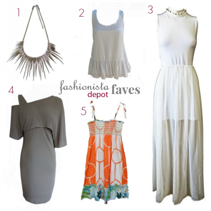 Fashionista Depot Faves