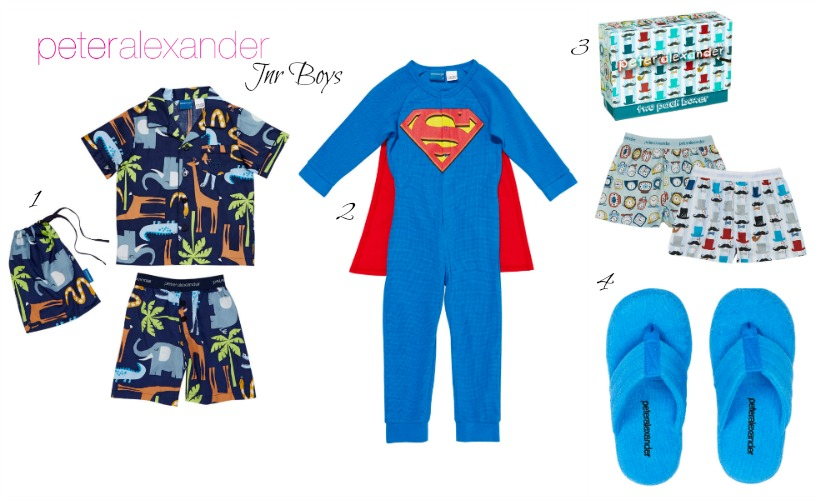 Peter Alexander Collage