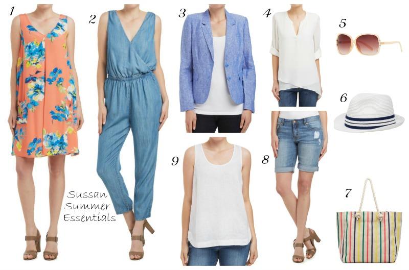 Sussan Summer Essentials