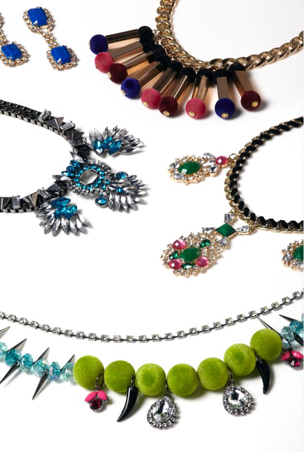 Christmas Lookbook Jewellery