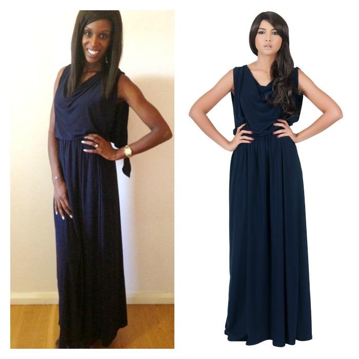 GCG Me Maxi Dress: What I wore