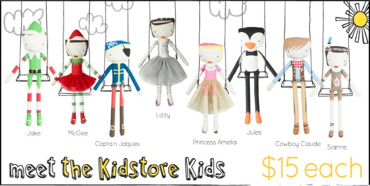 The Kidstore Dolls