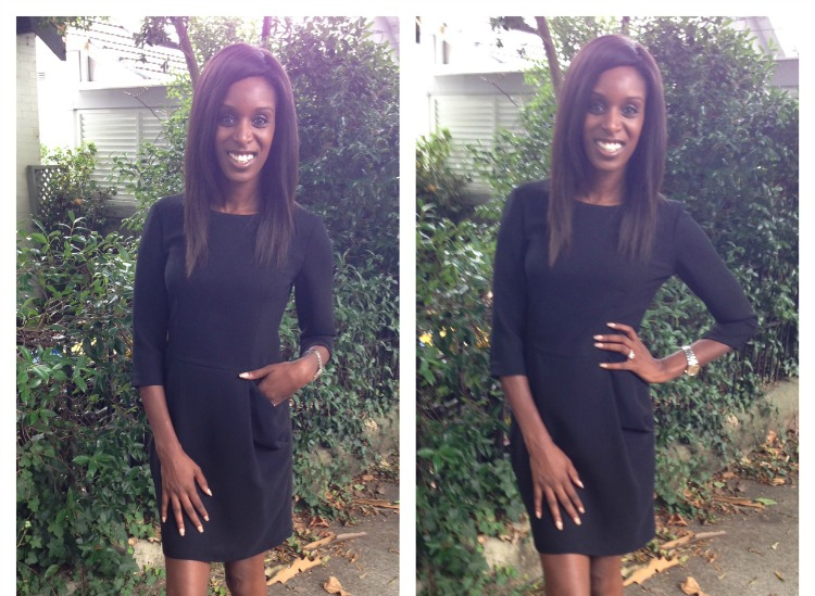 What I Wore The Little Black Dress