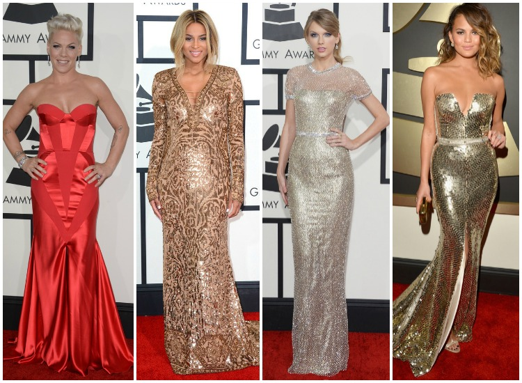 Grammys Collage