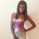 What I Wore on NY Eve – Shail K Sequin Dress