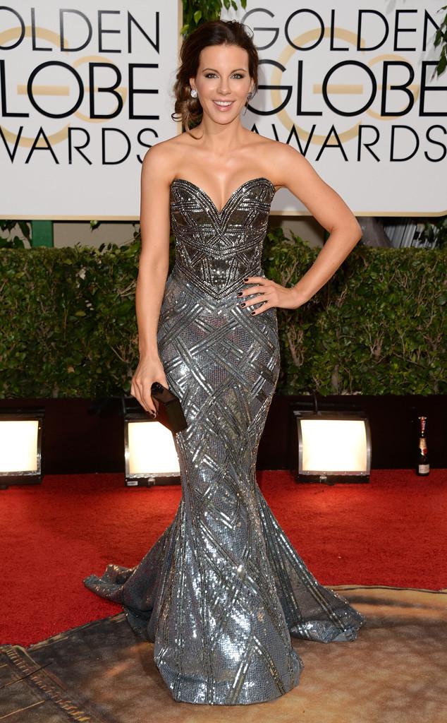Kate Beckinsdale golden globes 2014
