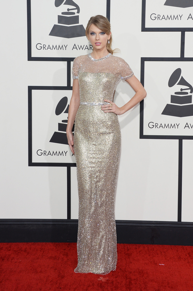 grammys best dressed 2014 taylor swift