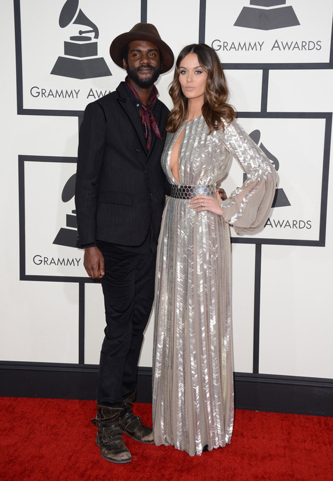 grammys best dressed 2014 nicole trunfino