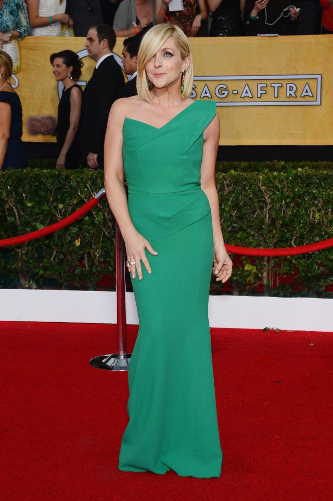 Jane Krakowski-SAG Awards-2014-Best-Dressed