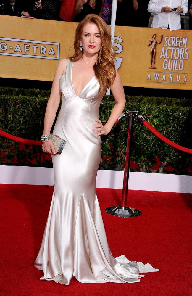 Isla Fischer-SAG Awards-2014-Best-Dressed