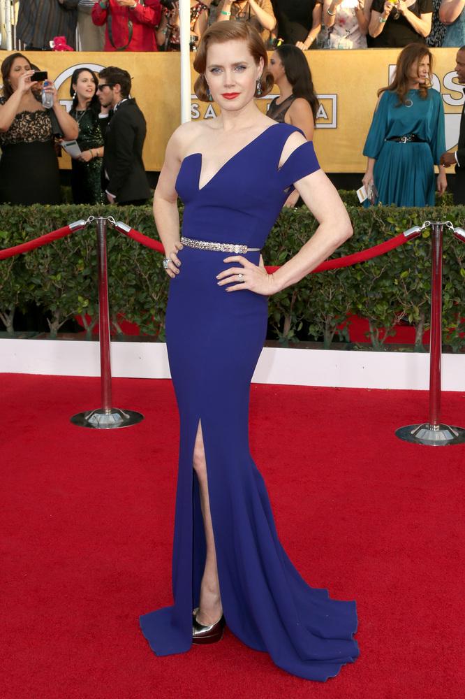 Amy Adams-SAG Awards-2014-Best-Dressed