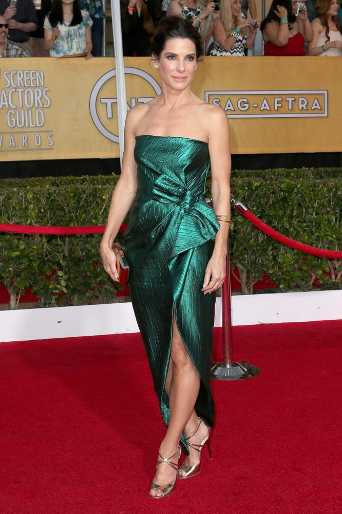 Sandra Bullock-SAG Awards-2014-Best-Dressed