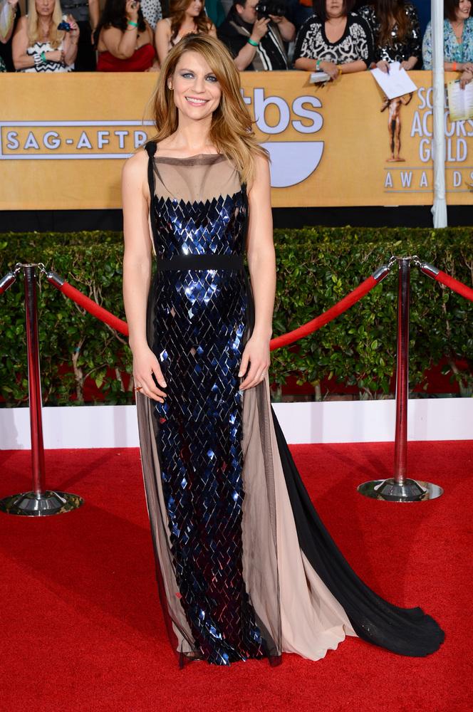 Claire Danes-SAG Awards-2014-Best-Dressed