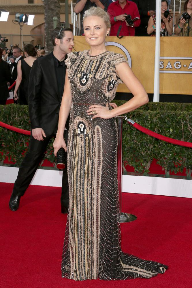 Malin Ackerman-SAG Awards-2014-Best-Dressed
