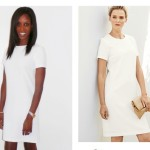 What I Wore: Next Direct Shift Dress