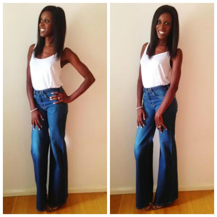 18th Amendment High Waisted Jeans - What I Wore