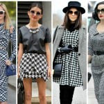 The Houndstooth Trend Revival 2014