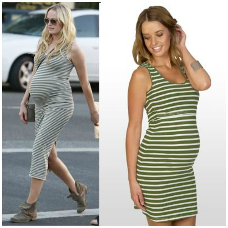 Celebrity Maternity Style from Maternity Sale