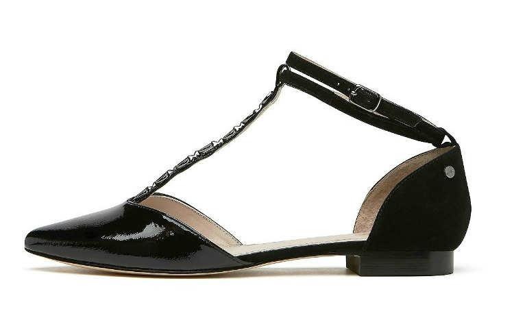 mimco unchained flat - shoe of the week