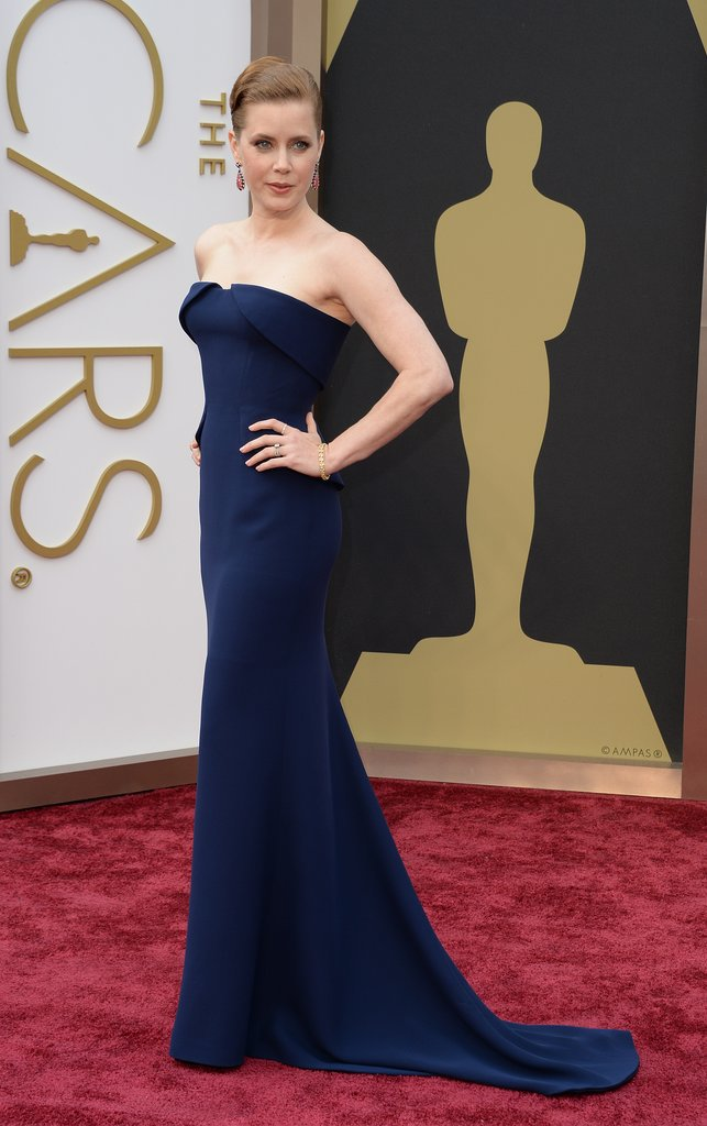 Oscars Best Dressed Red Carpet 2014 - Amy Adams