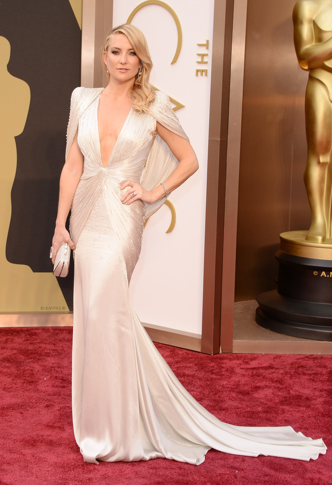 Oscars Best Dressed Red Carpet 2014 - Kate Hudson