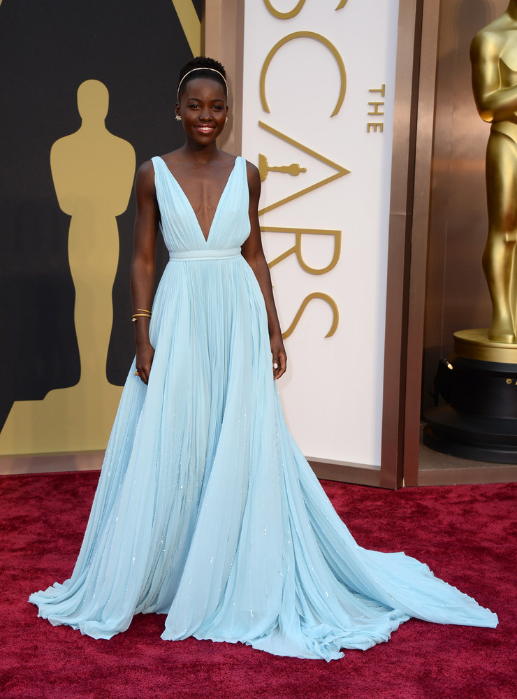 Oscars Best Dressed Red Carpet 2014 - Lupita Nyong'o