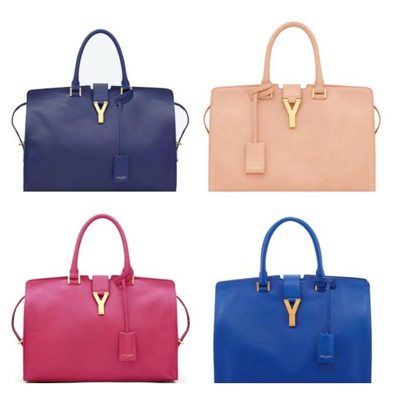 YSL Y Line Tote - Bag of the Week