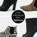 4 Hot Ankle Boots from Styletread