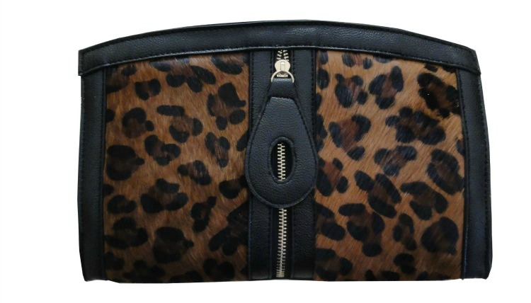 anizoe ponyhair clutch - product of the week