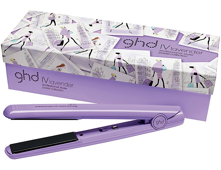 GHD IV Lavender Styler Review