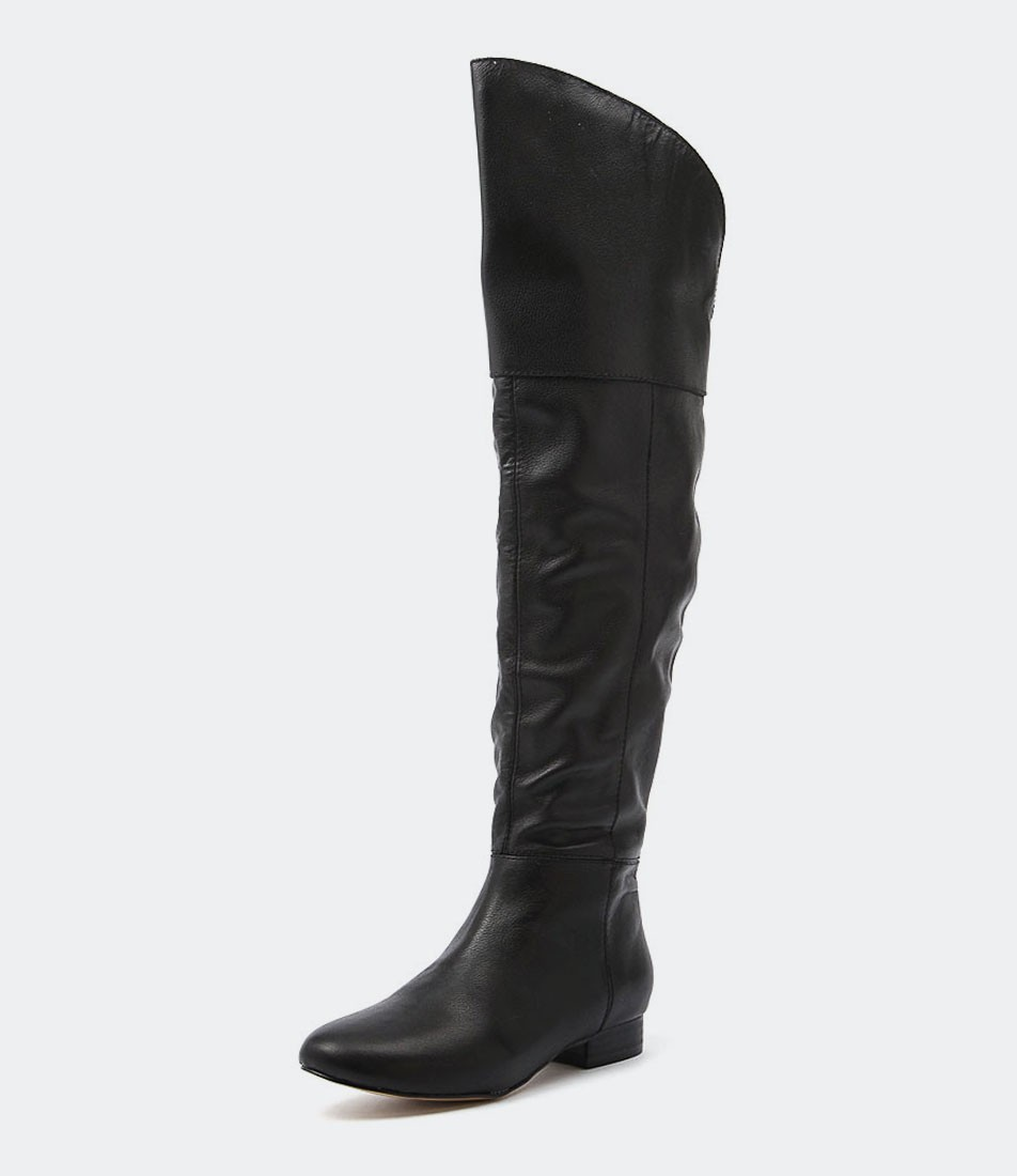 10 Must Have Ankle Boots from Styletread - Siren Chelsea Black