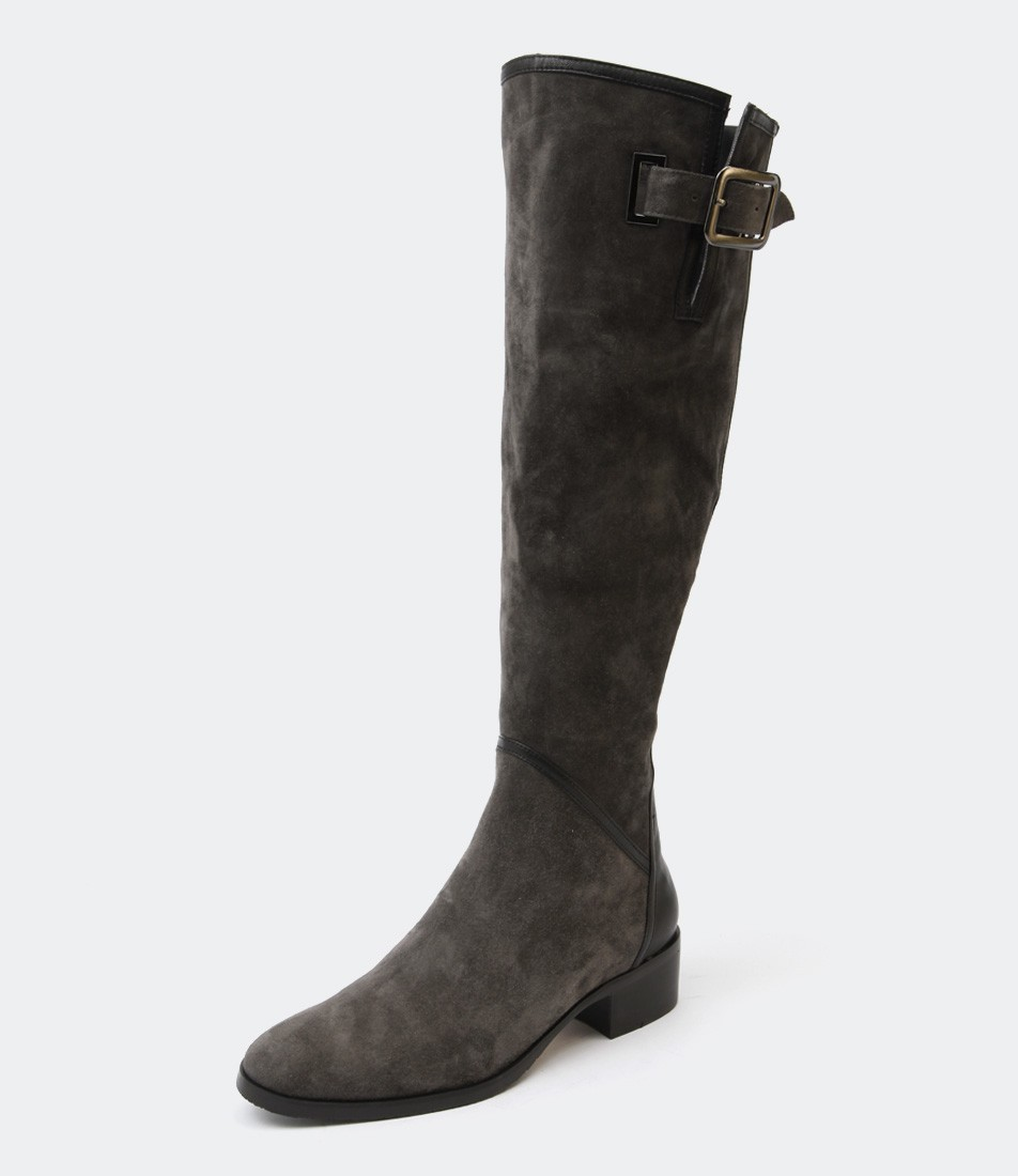 10 Must Have Ankle Boots from Styletread-Tamila Grey