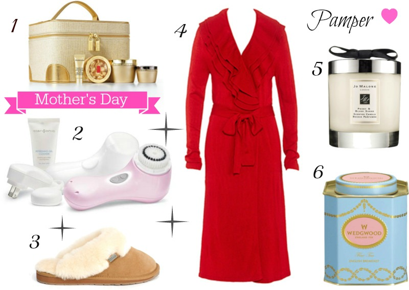 Last Minute Gift Ideas for Mother's Day