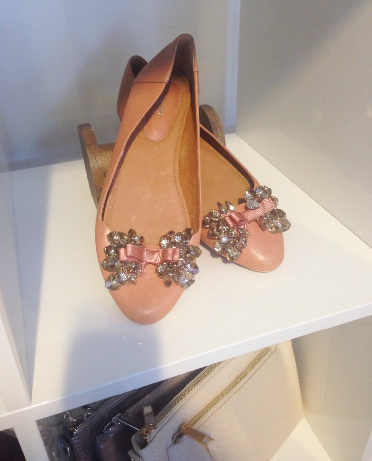 next embellished flats - shoe of the week
