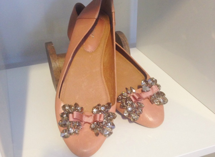 next embellished flats