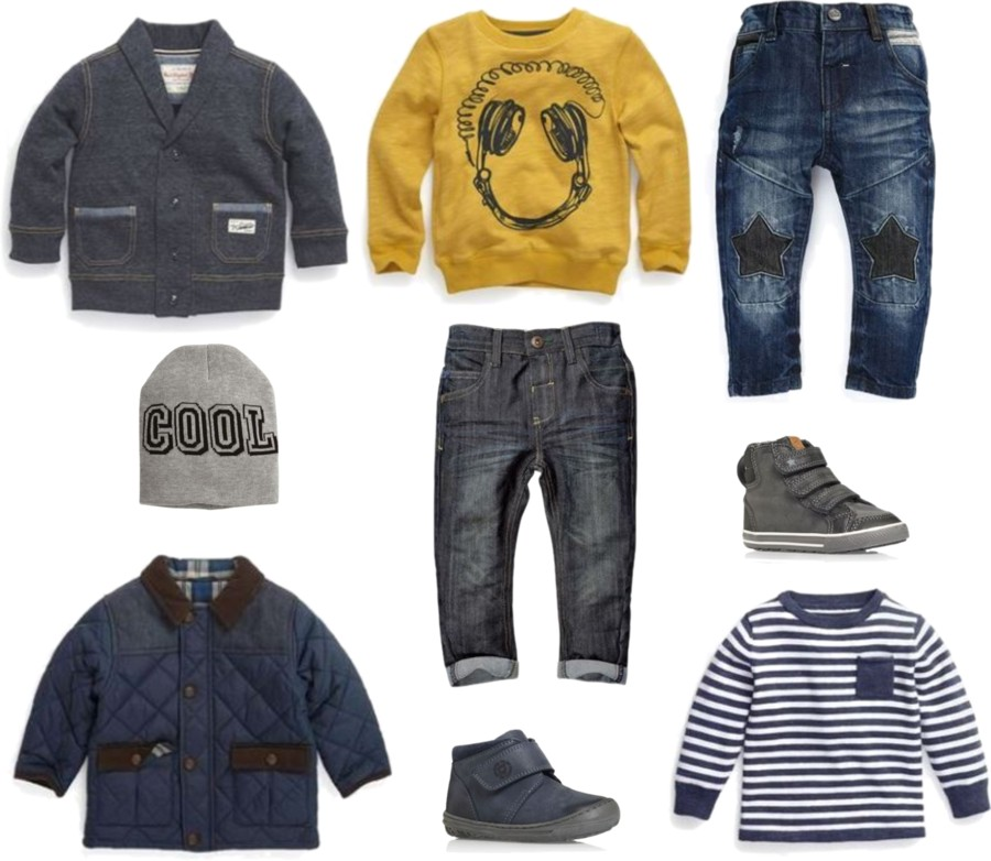 8 Winter Warmers from Next Boyswear