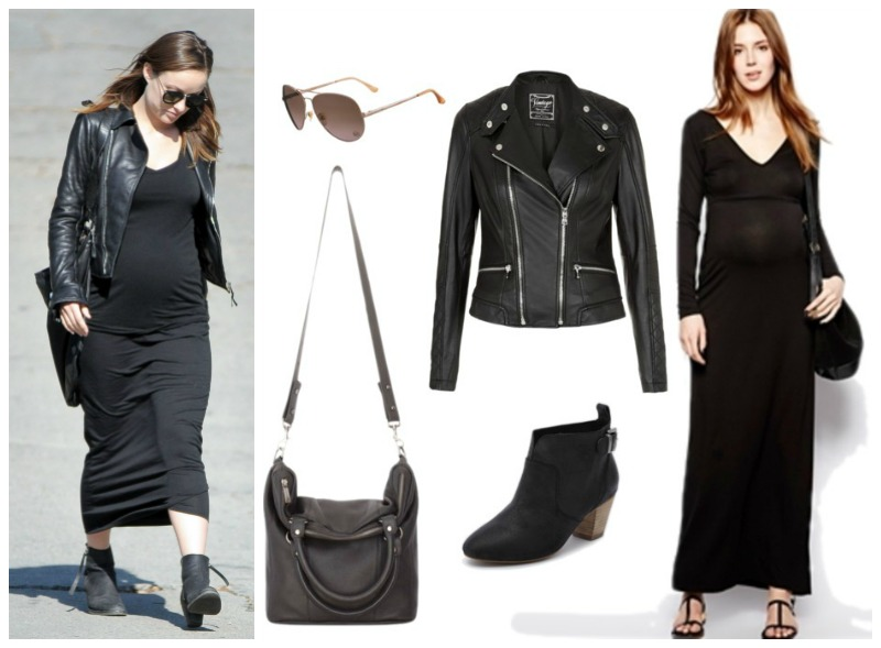 Get The Look: Olivia Wilde Maternity Style