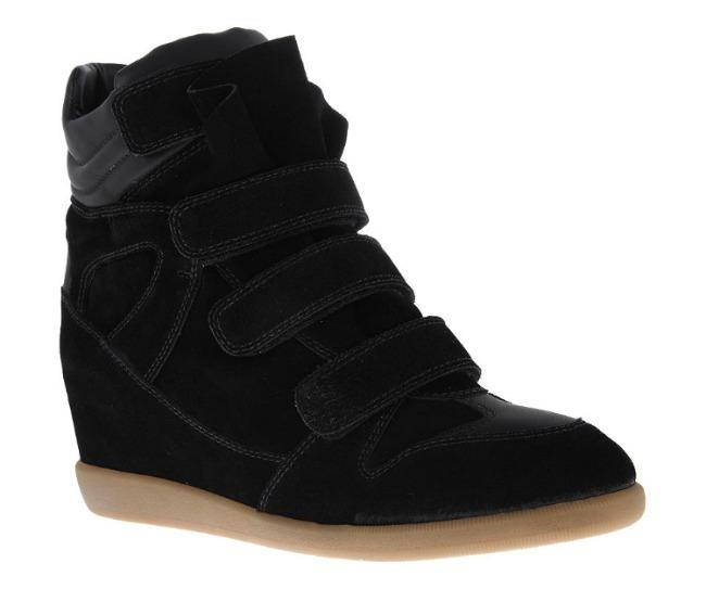 Arezzo Wedge Sneakers