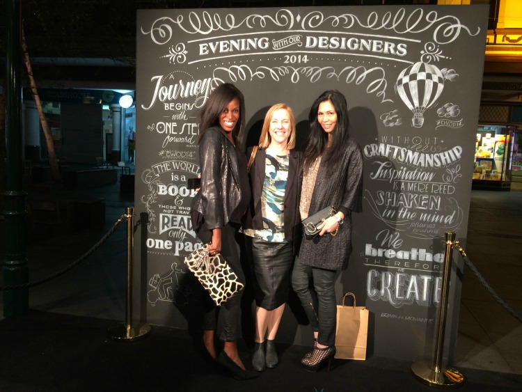 What I Wore: The Strand Arcade Evening With Our Designers