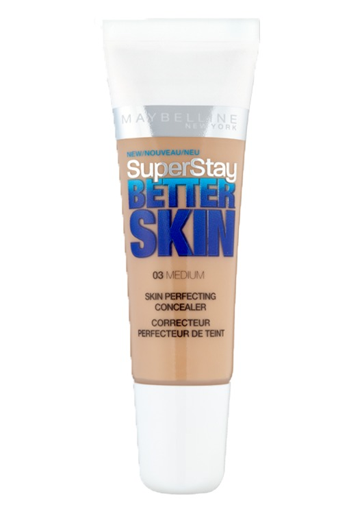 Maybelline Superstay Better Skin Foundation Review & Giveaway