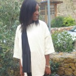 What I Wore: Maternity Monochrome