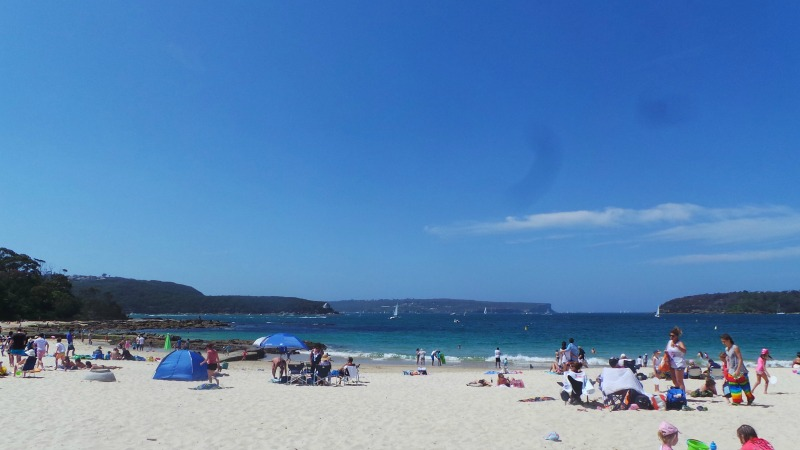 Daytripping to Balmoral Beach Sydney