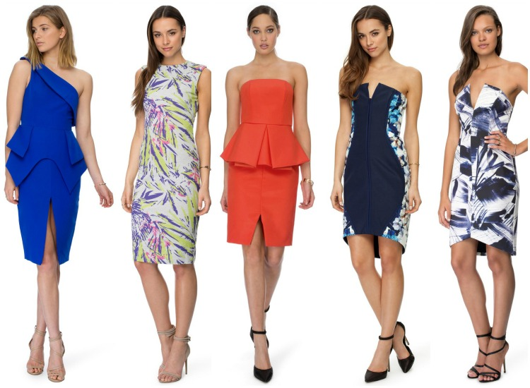 21 Last Minute Dresses for Melbourne Cup Day